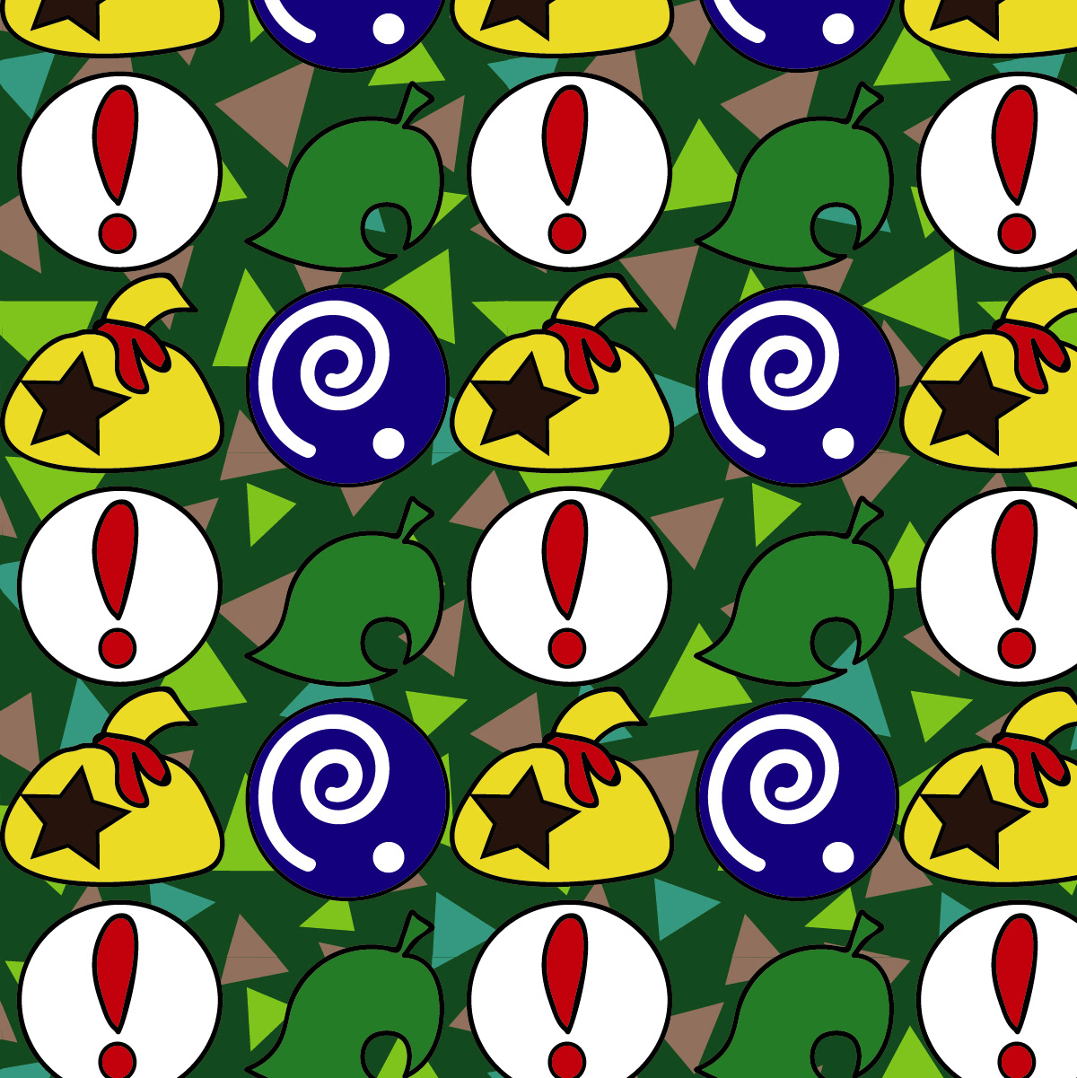 Animal Crossing Patterns Cool Inspiration Design