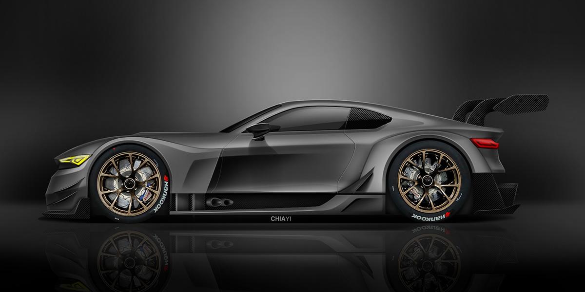 2020 Bmw M4 Gt2 Concept On Ccs Portfolios