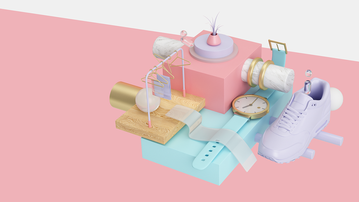 design trends guide on behance 3d is definitely heading our way and we are going to see its influence in all design fields the vr ar revolution rapidly building momentum