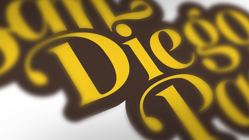 San Diego Padres Rebrand On Behance