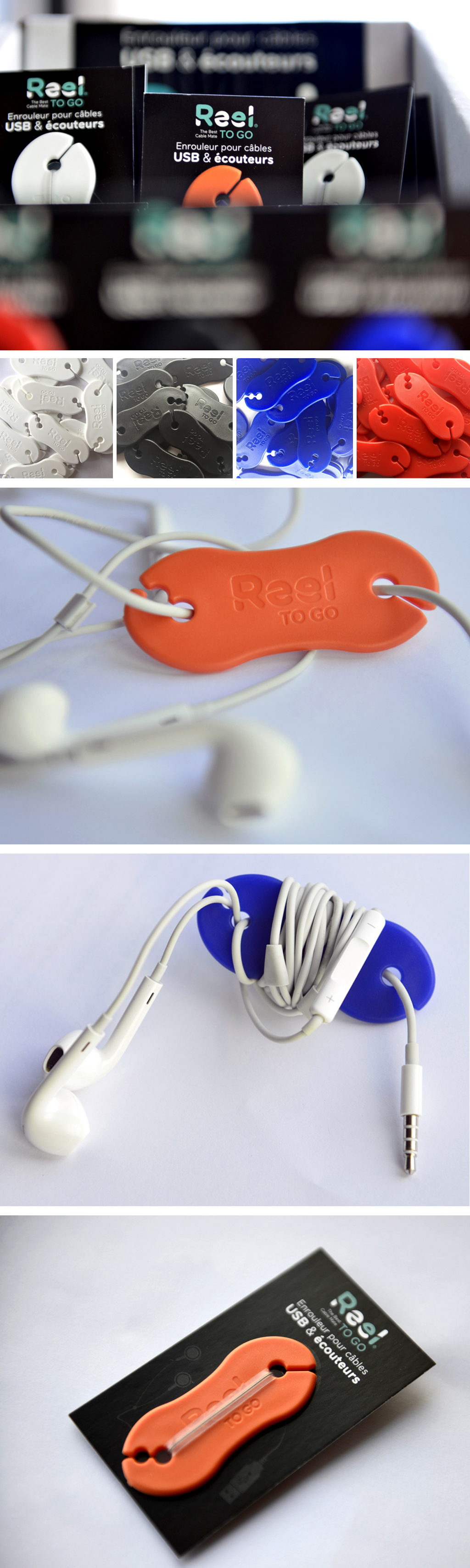branding  design earphone