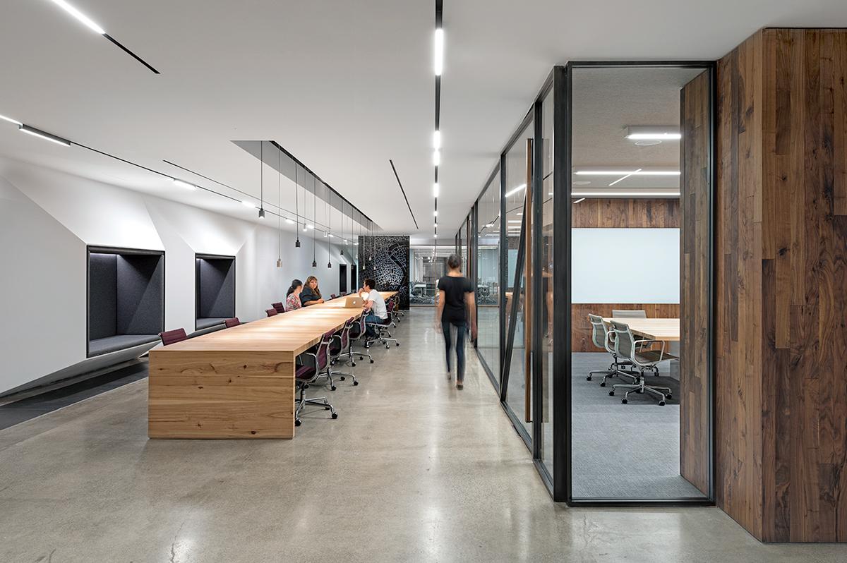 Inside Uber San Francisco Headquarters
