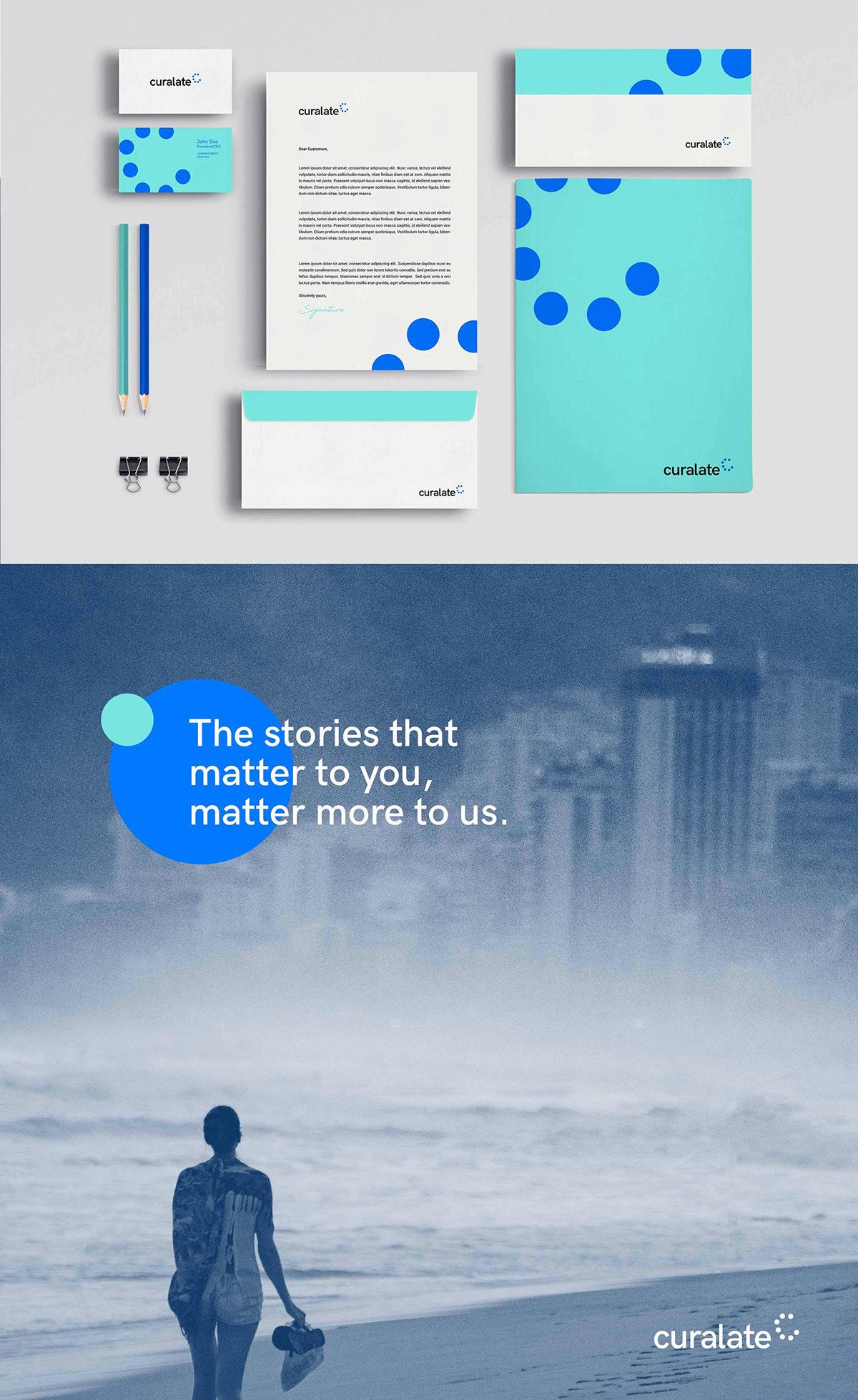 social media digital branding  brand strategy art direction  Technology marketing