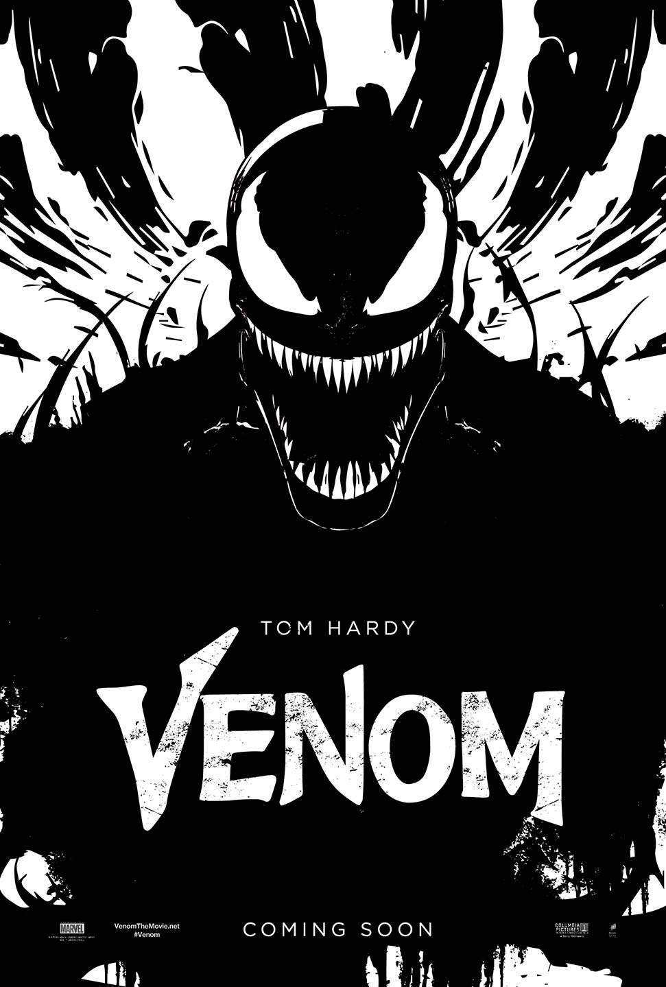 Venom 2018 - Alternative Movie Poster on Behance