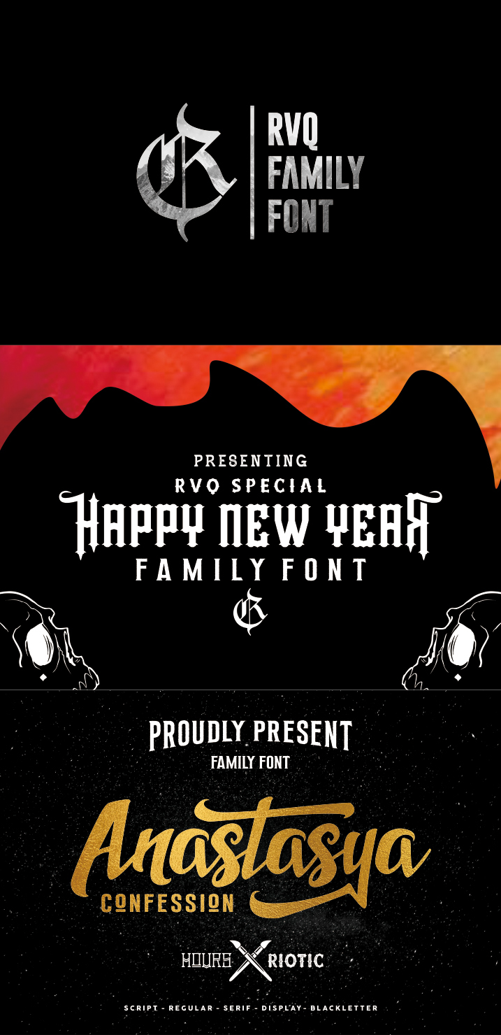 Https creativemarket com rvq 485681 rvq family font kindly follow my instagram to see the update regarding this fonts https instagram com rvq7