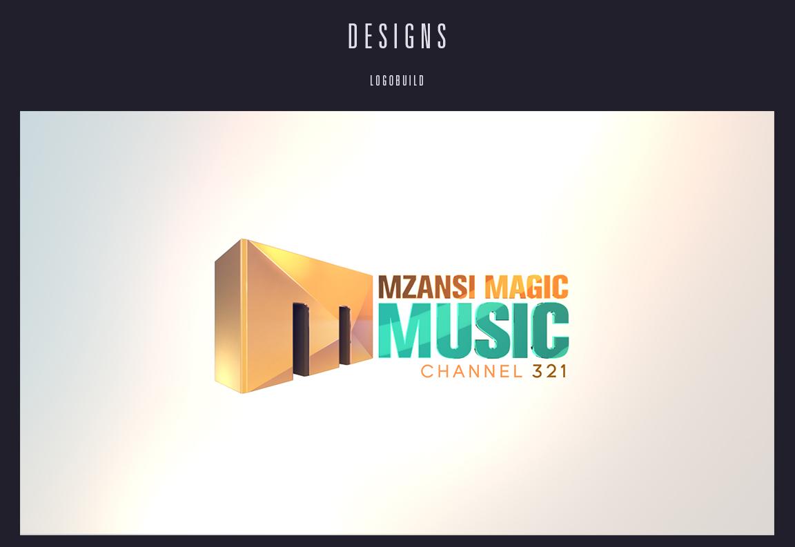 Mzansi Magic Music On-Air Rebrand on Behance