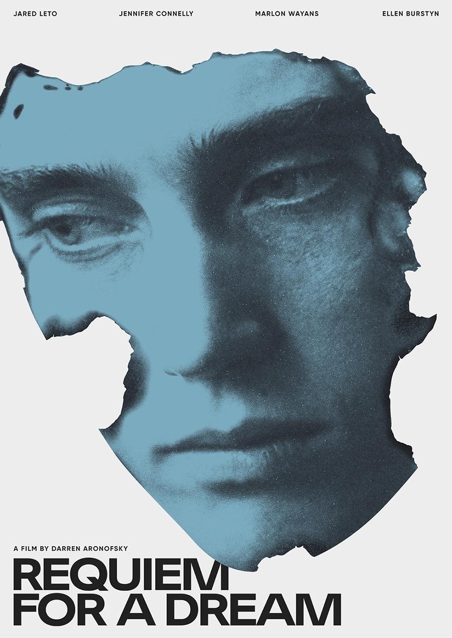 Poster for Requiem for a Dream movie
