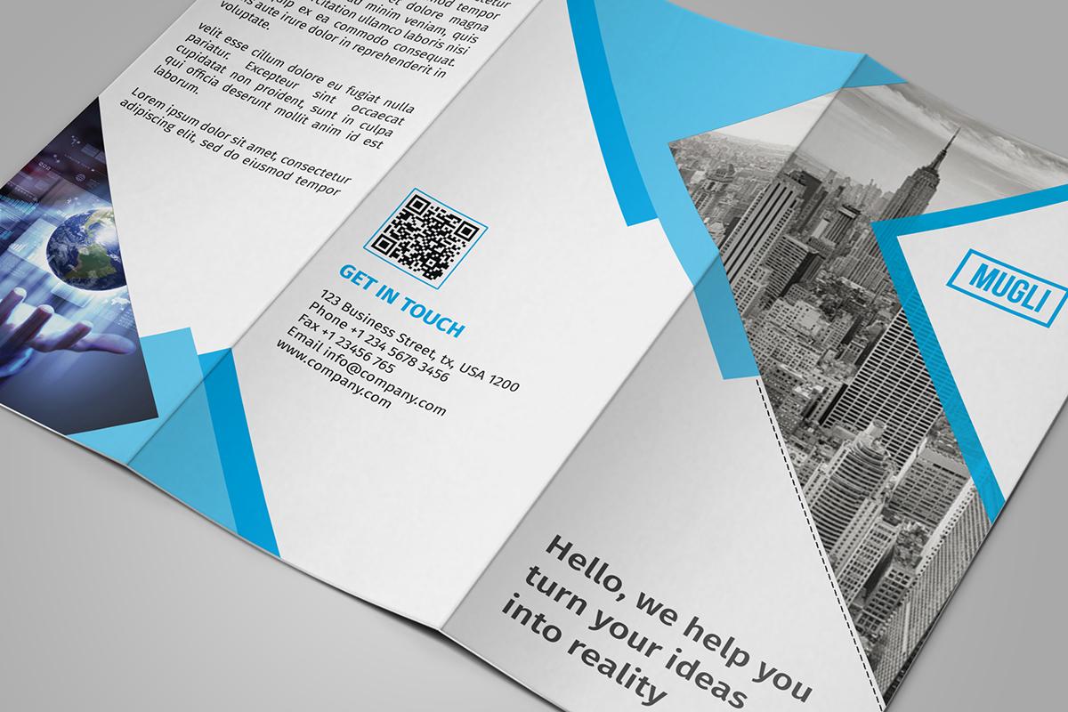 free free download free brochure free tri fold Brochure Template print free design graphicriver Free Brochure Template Creative Brochure