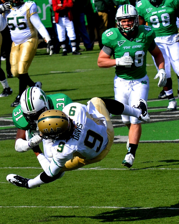 Marshall University Marshall West Virginia football Huntington WV sports photography college football