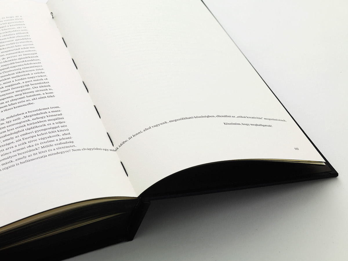 Carved Names double volume book by Lead82 Budapest