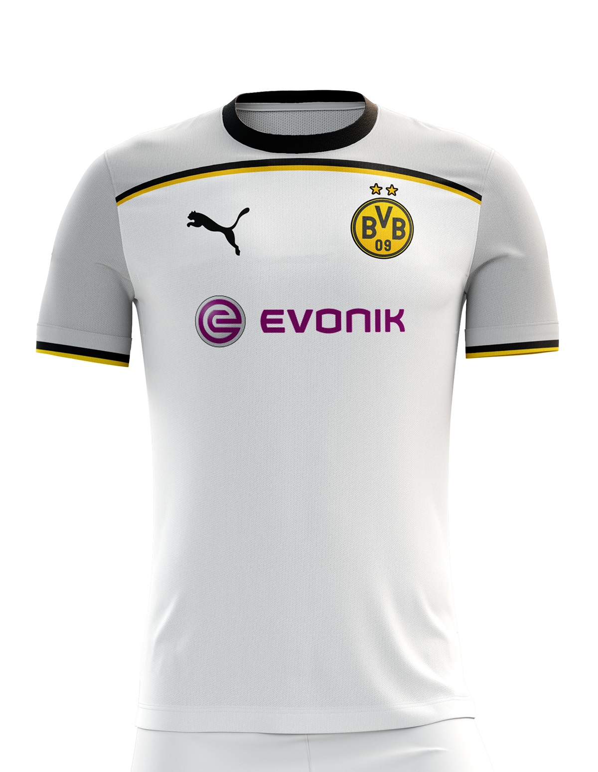 Borussia Dortmund Football Kit 17/18. on Behance