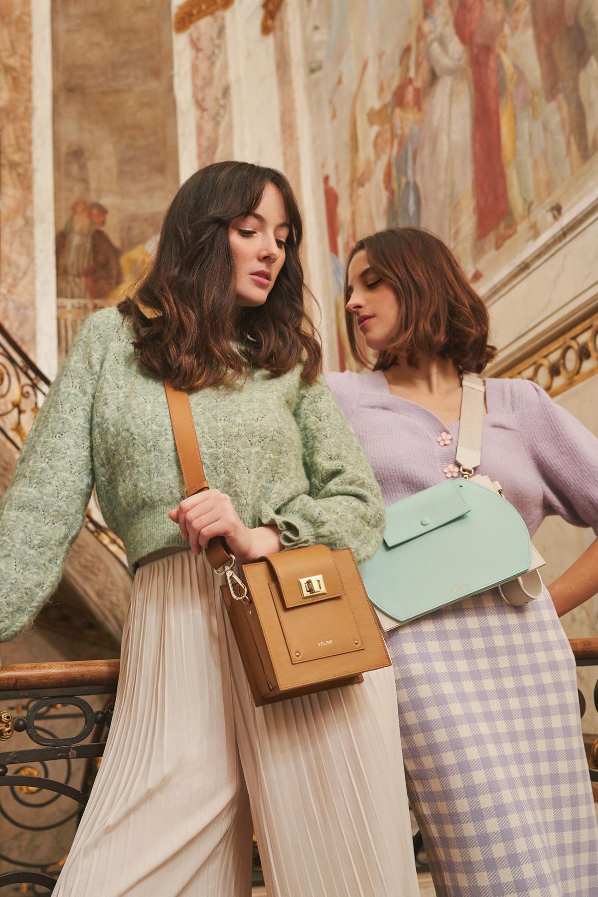 bag bags Fashion  Maroquinerie Mode models musée museum parisian parisienne