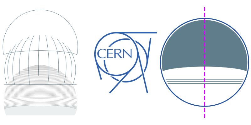 CERN Ais logo design