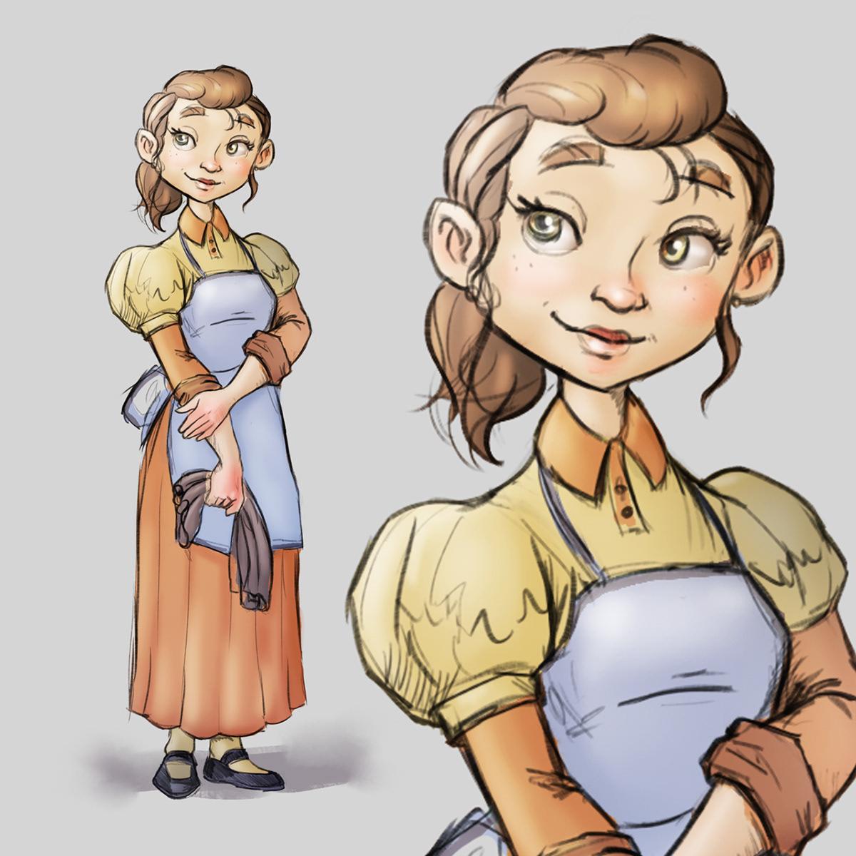 Character design  comics desenho dibujo Drawing  História em Quadrinhos personagens quadrinhos