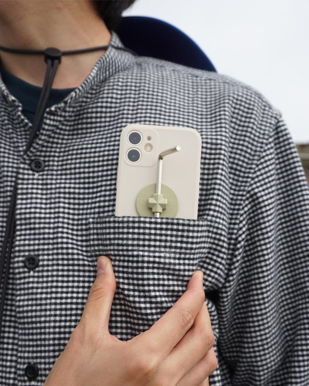product design  design DIY mobile phone holder phone case phone holder Phone Stand Stand