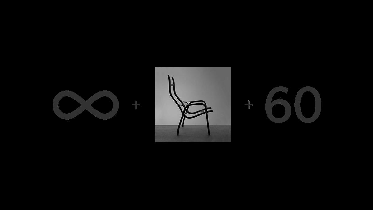 Lamino furniture Yngve Ekström anniversary Scandinavian design logo