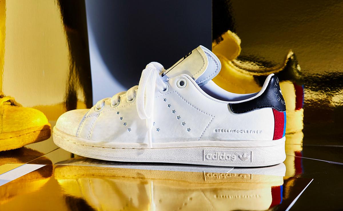 pretty nice 1f9c9 75f64 Shoes: Stella McCartney x Adidas Stan Smith on SCAD Portfolios