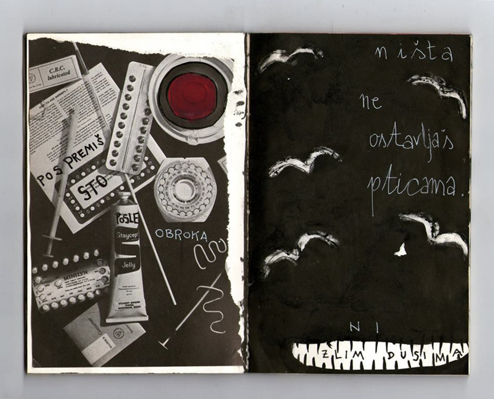 art book,poetry book,Redesigned Book,collages,ILLUSTRATION
