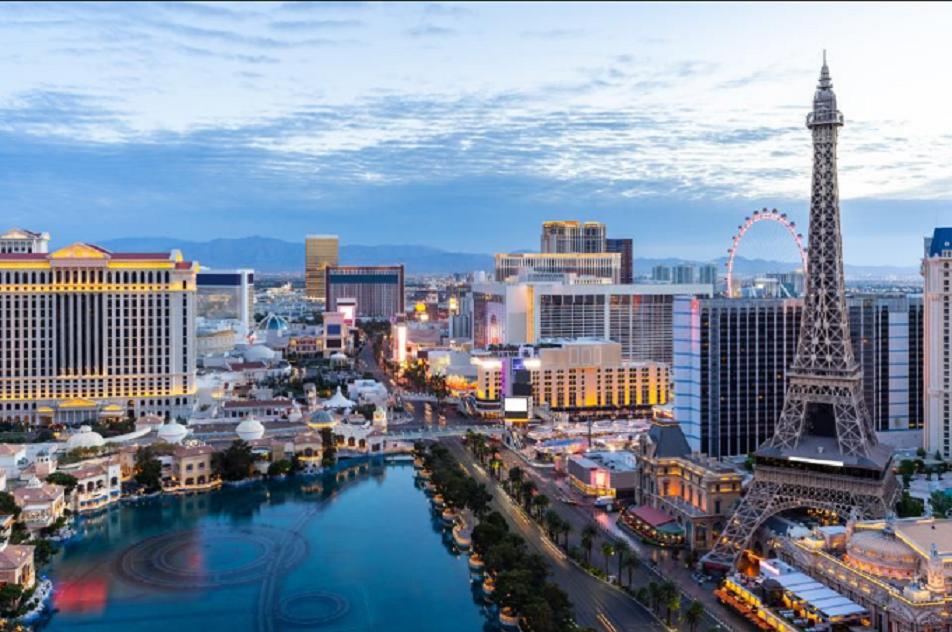 Las Vegas life Ron Cadman