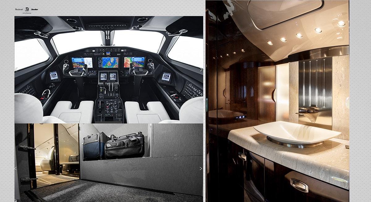 Chevrolet Las Vegas >> Cessna Citation Longitude Production on Behance