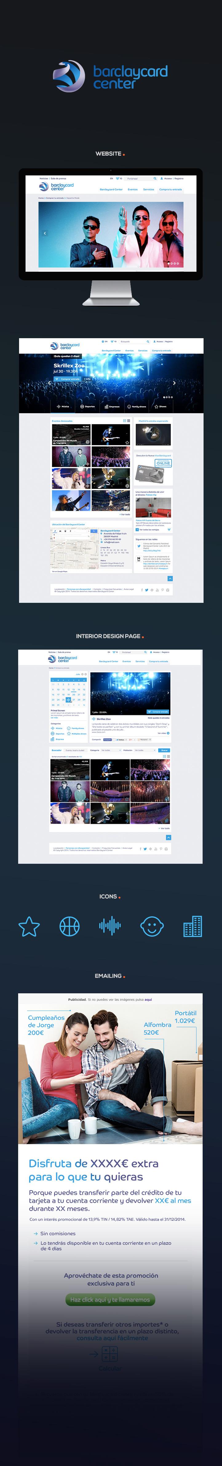 Adobe Portfolio Webdesign visualdesigner