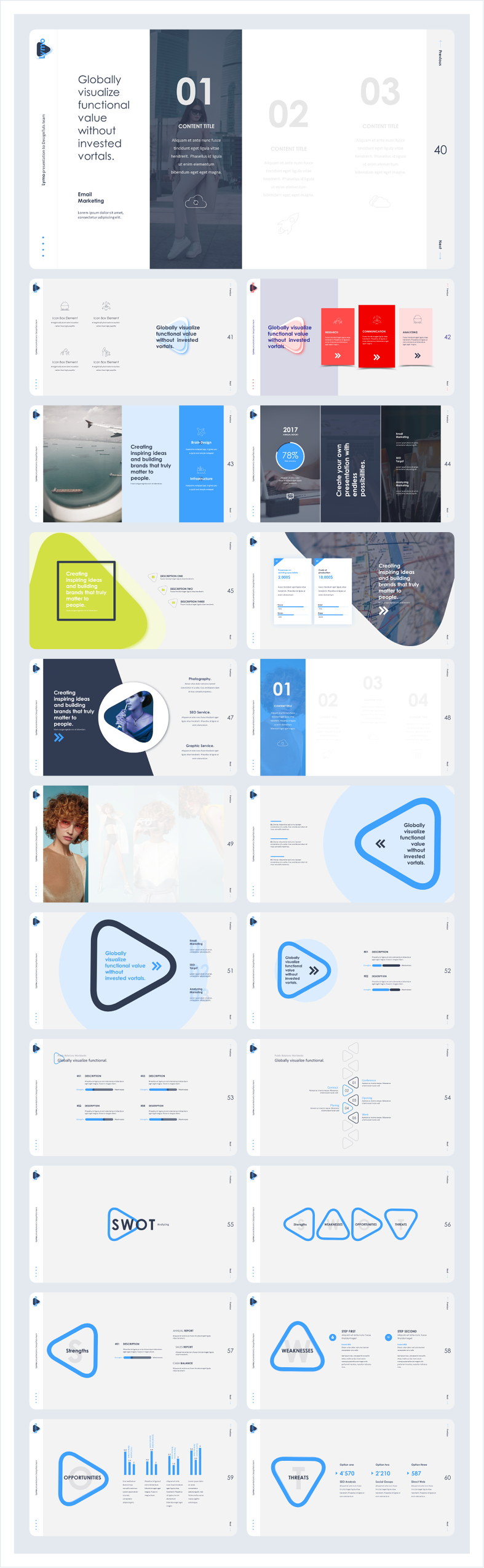 Lymo Powerpoint Presentation Template - 14