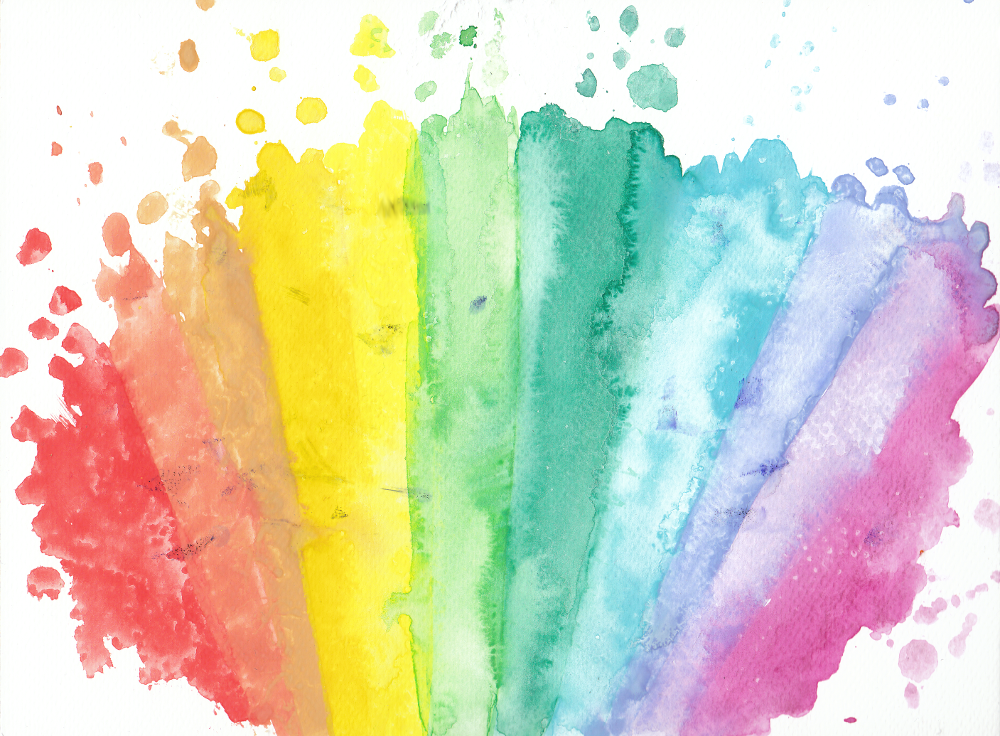 Teresa Law Rainbow Splash