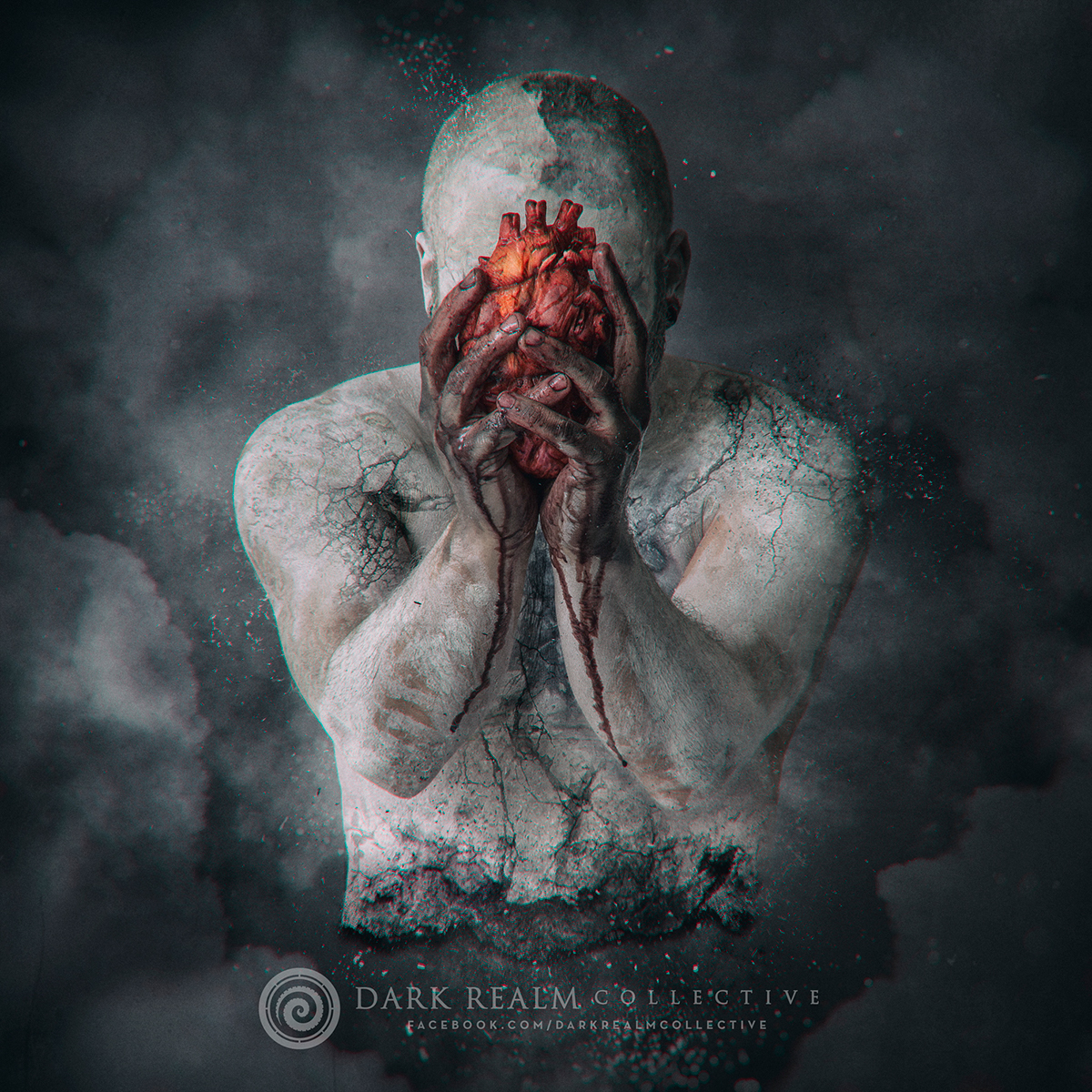 dark realm collective Dark Hearts dark surreal cybe fantasy
