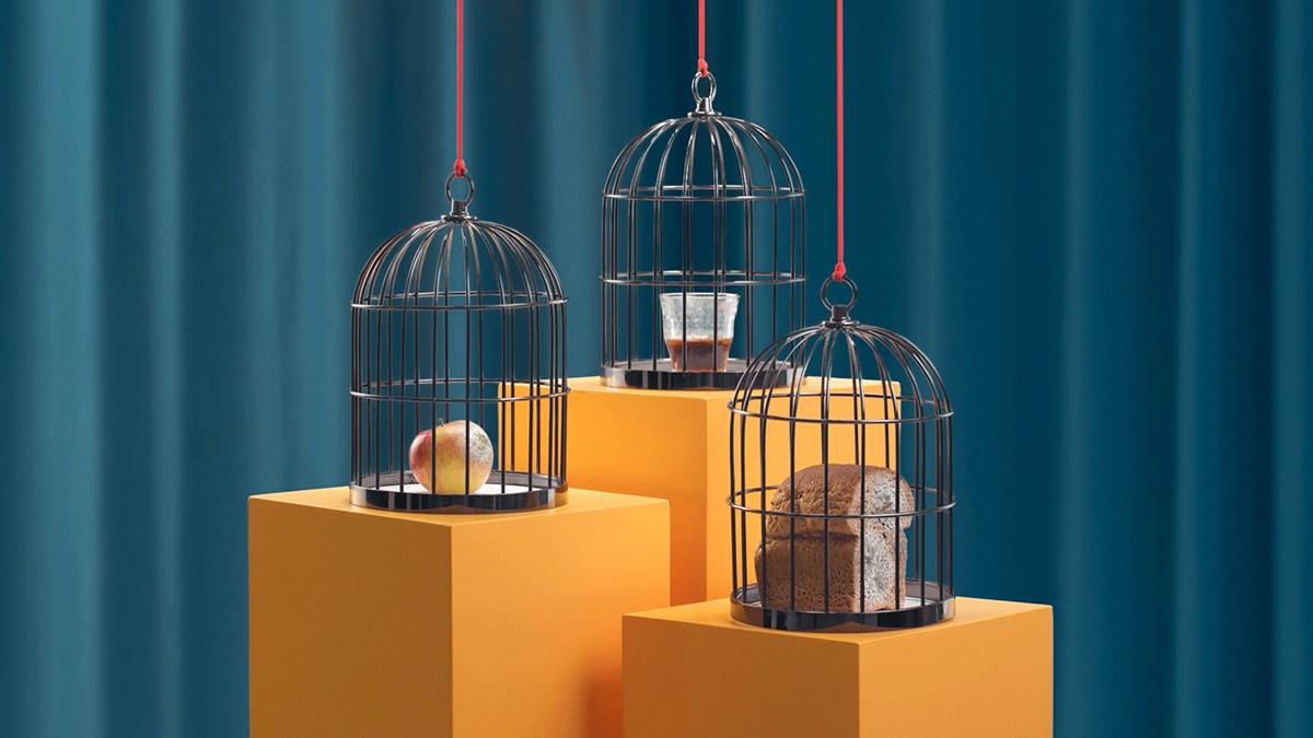 Etenswaardigheden: a film series with pure creativity for Albert Heijn's