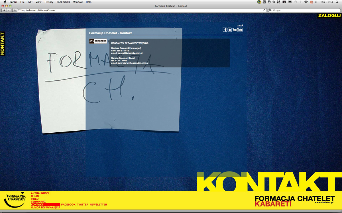 Website formacjachatelet