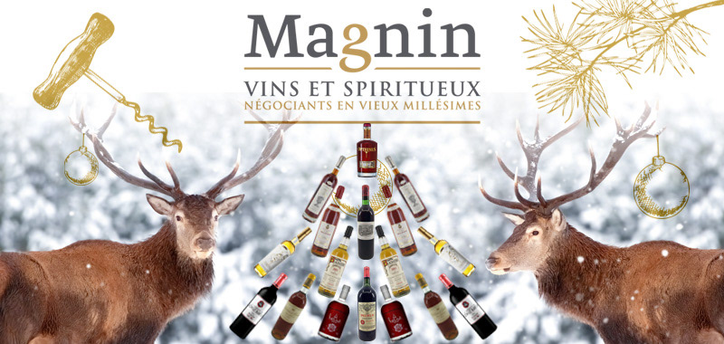 Header for , Magnin wine & Spirits