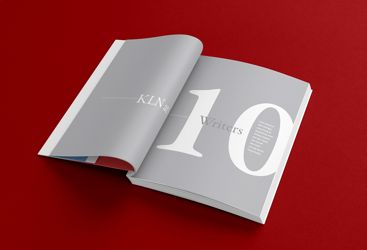 magazine book graphic