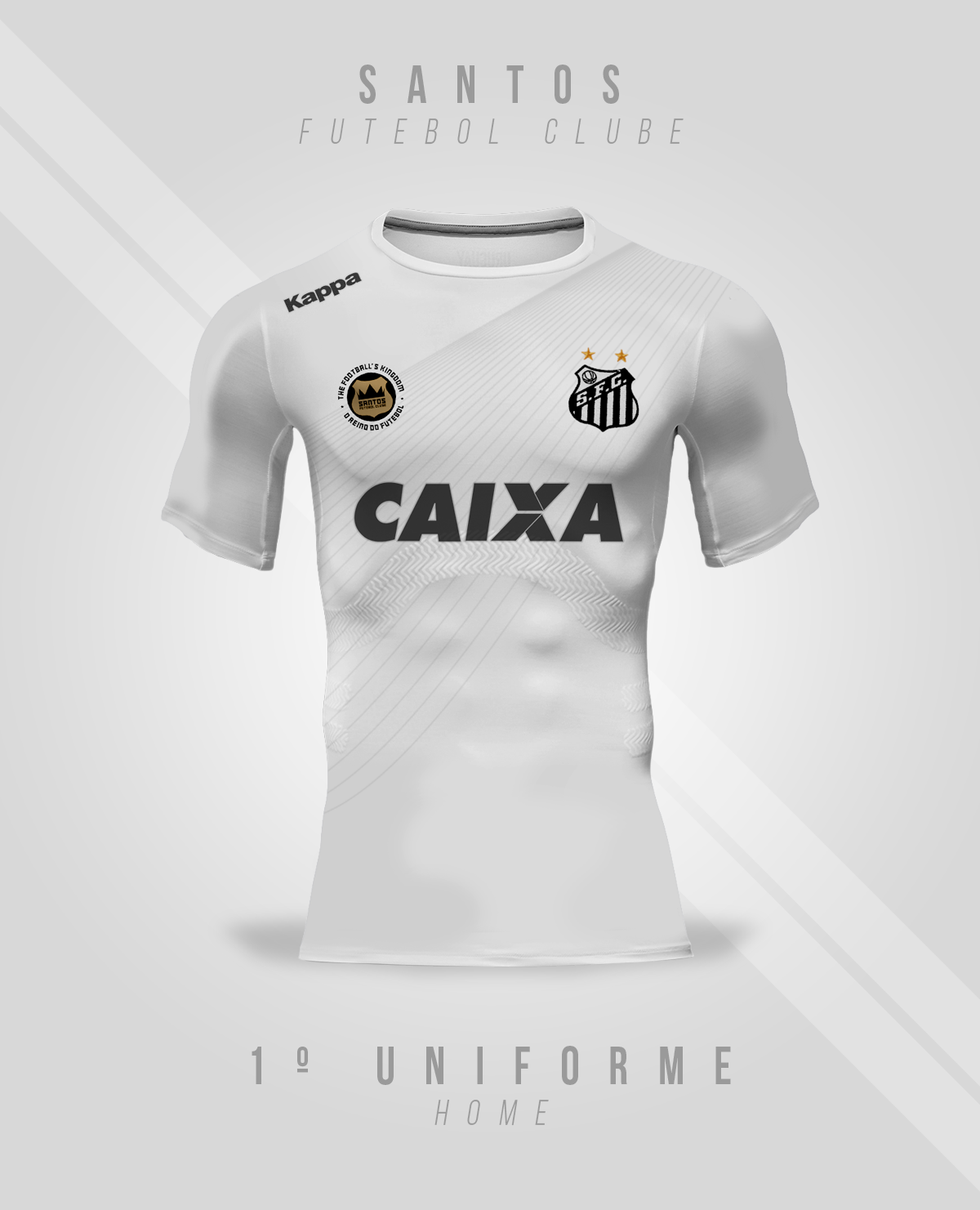 Santos F.C. Kit Concept. Giovanni Musetti •. Follow Following Unfollow. Save  to Collection e146b21ab