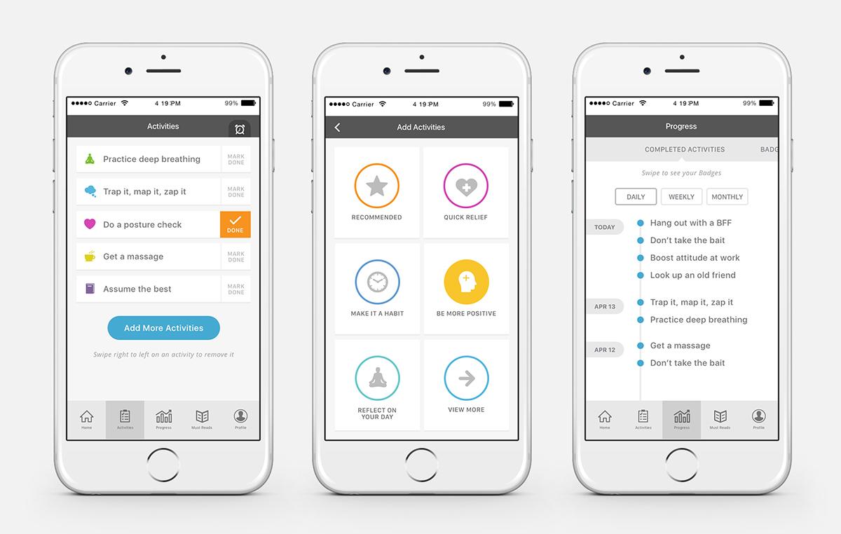 mobile Mobile UI redesign mobile redesign