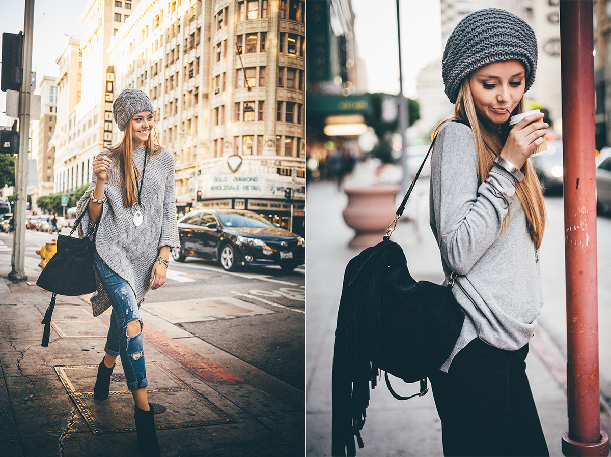 Lifestyle Urban Fashion In Downtown Los Angeles On Behance