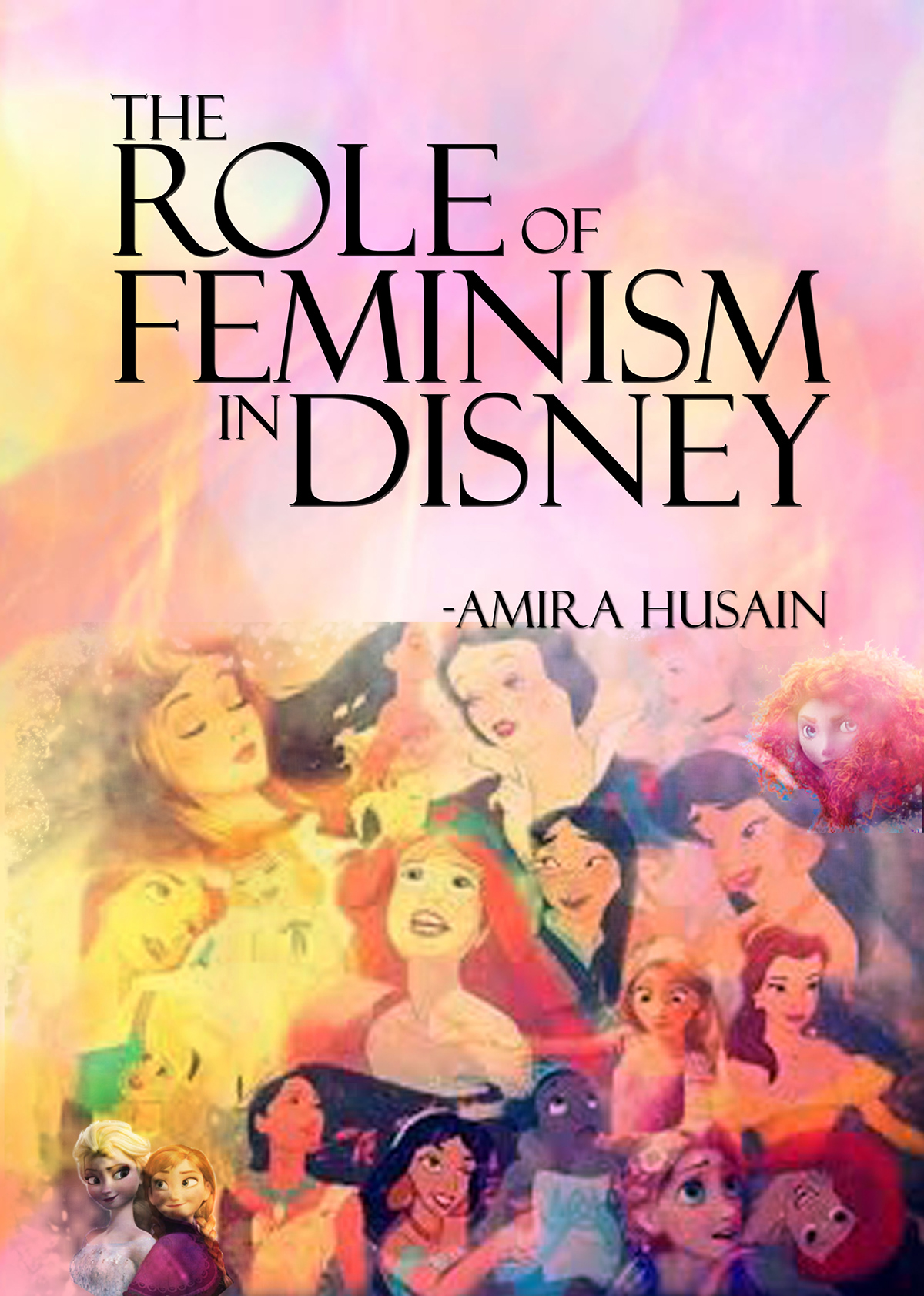 feminism in novel makaan of paigham