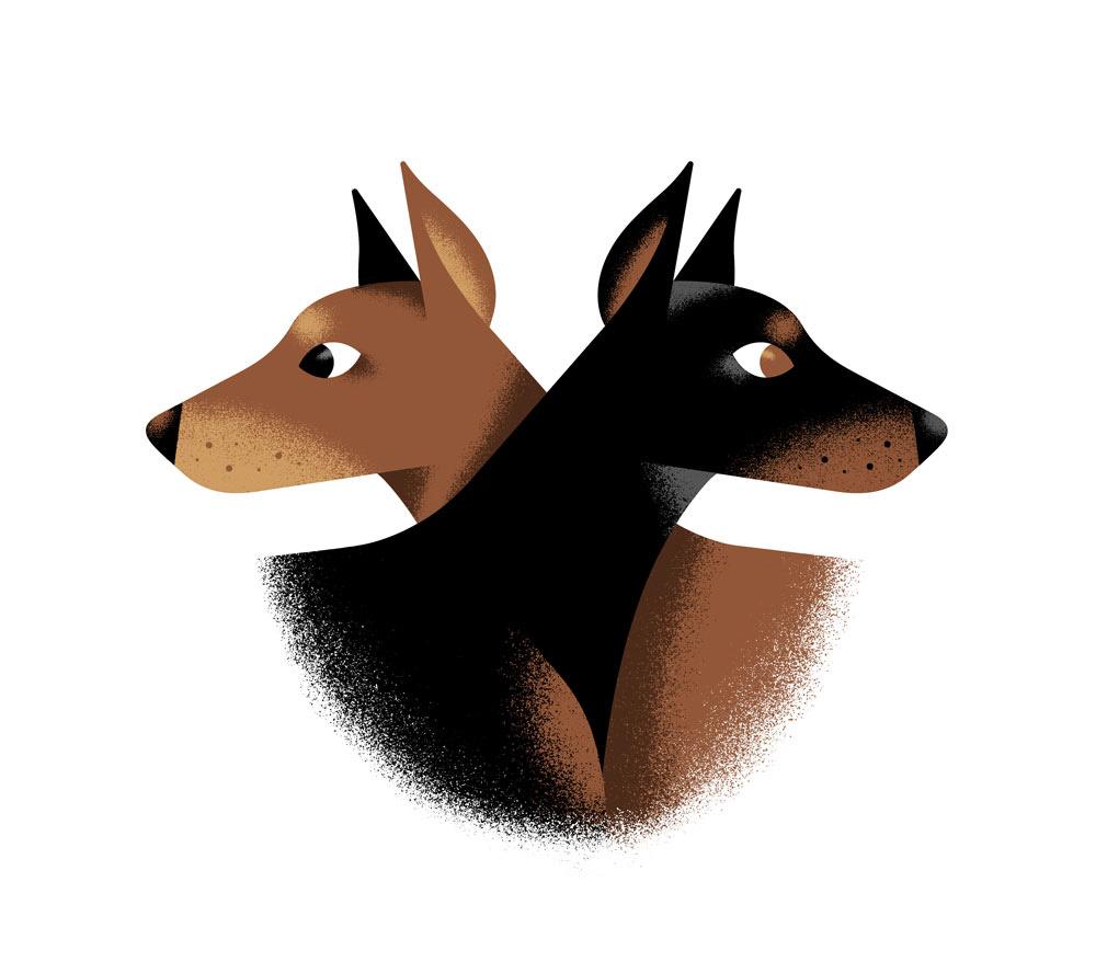 Image may contain: animal and cartoon