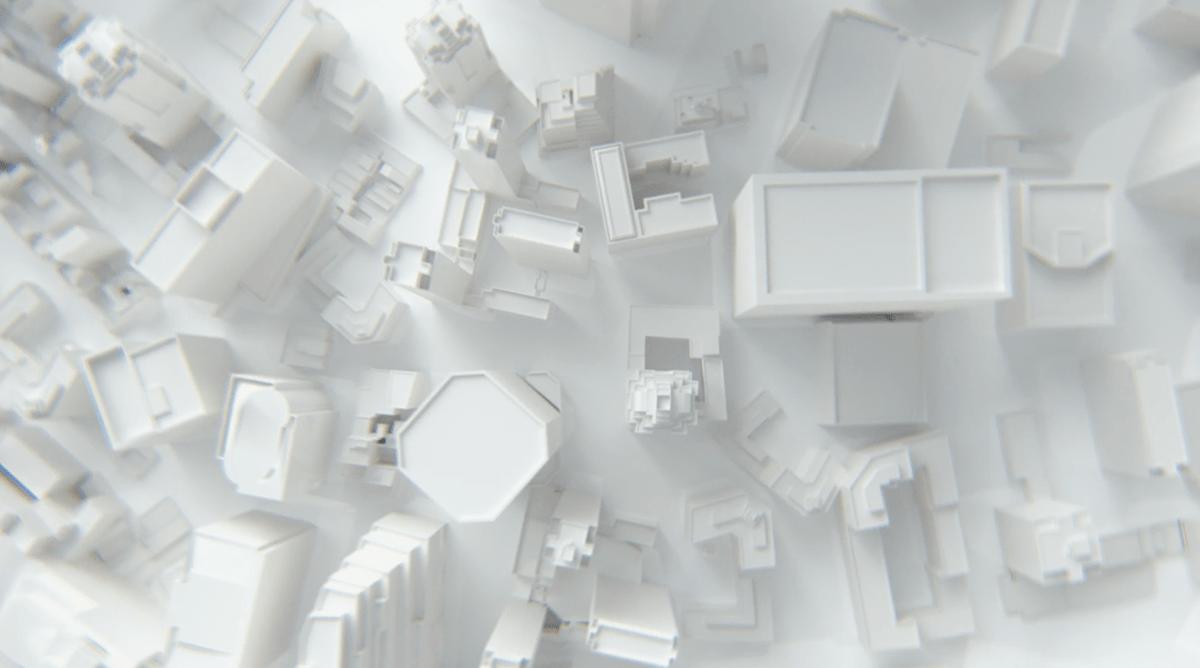 ad animation  brand CGI cyber cybersecurity UI video cloud Adobe Portfolio