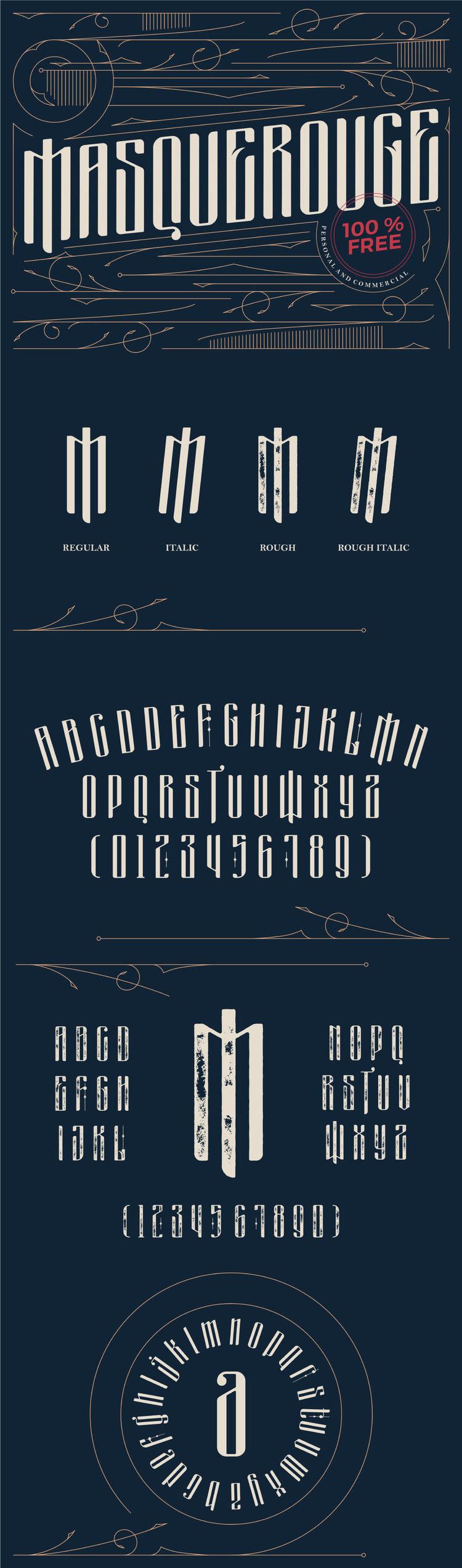 freebie font Typeface vintage 80s 90s