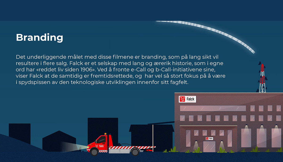 car security police cervice center animation  norway falck ambulance Character design