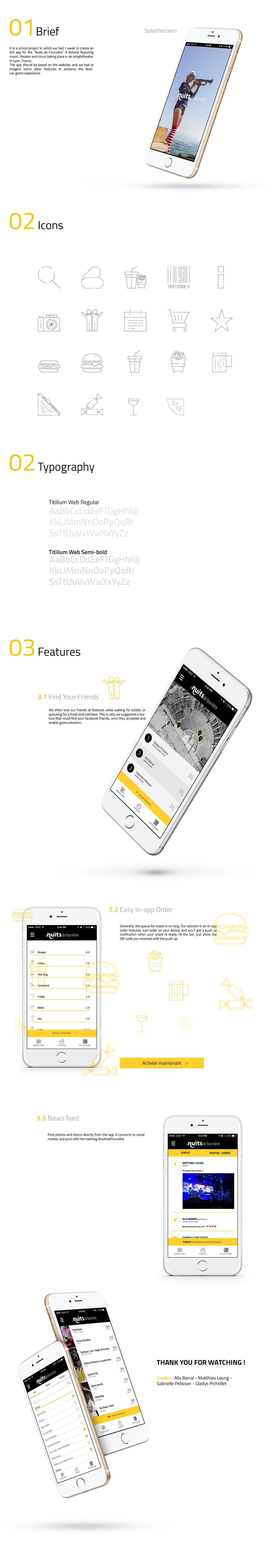 app ios festival iphone design lyon interactive