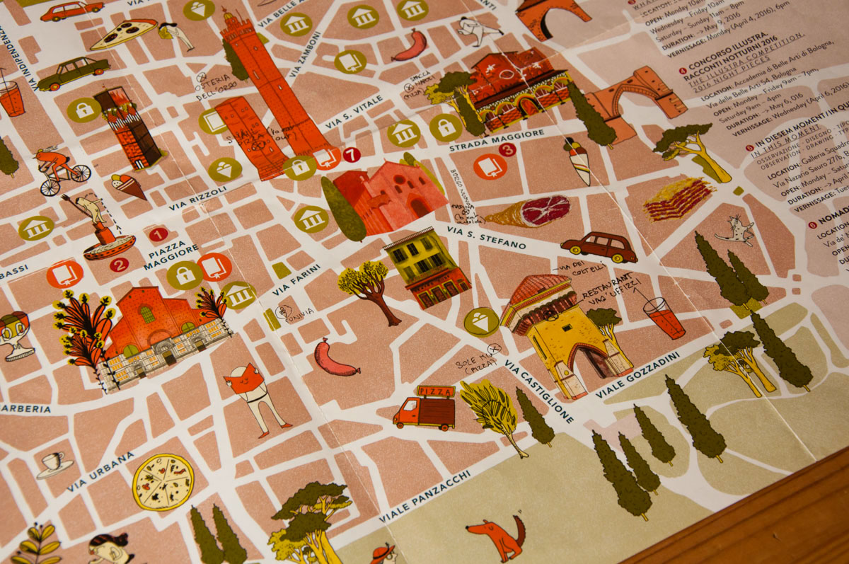Portraits typo bologna childrens book fair map on behance thank you gumiabroncs Images