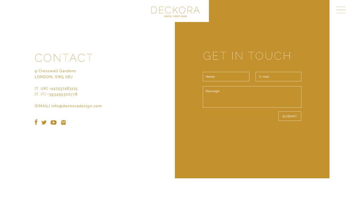 webdesin interior design