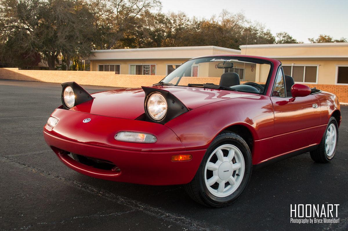Kekurangan Mazda 1995 Review