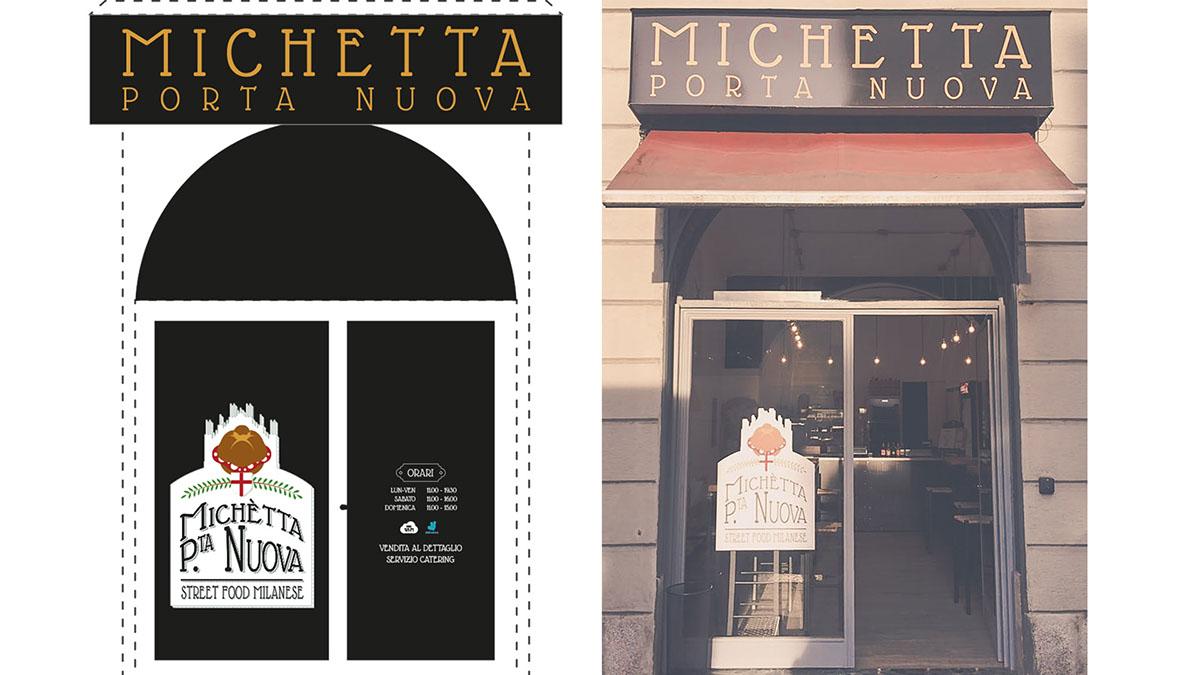 Adobe Portfolio Street Food branding  Food  Website shop widow menu store