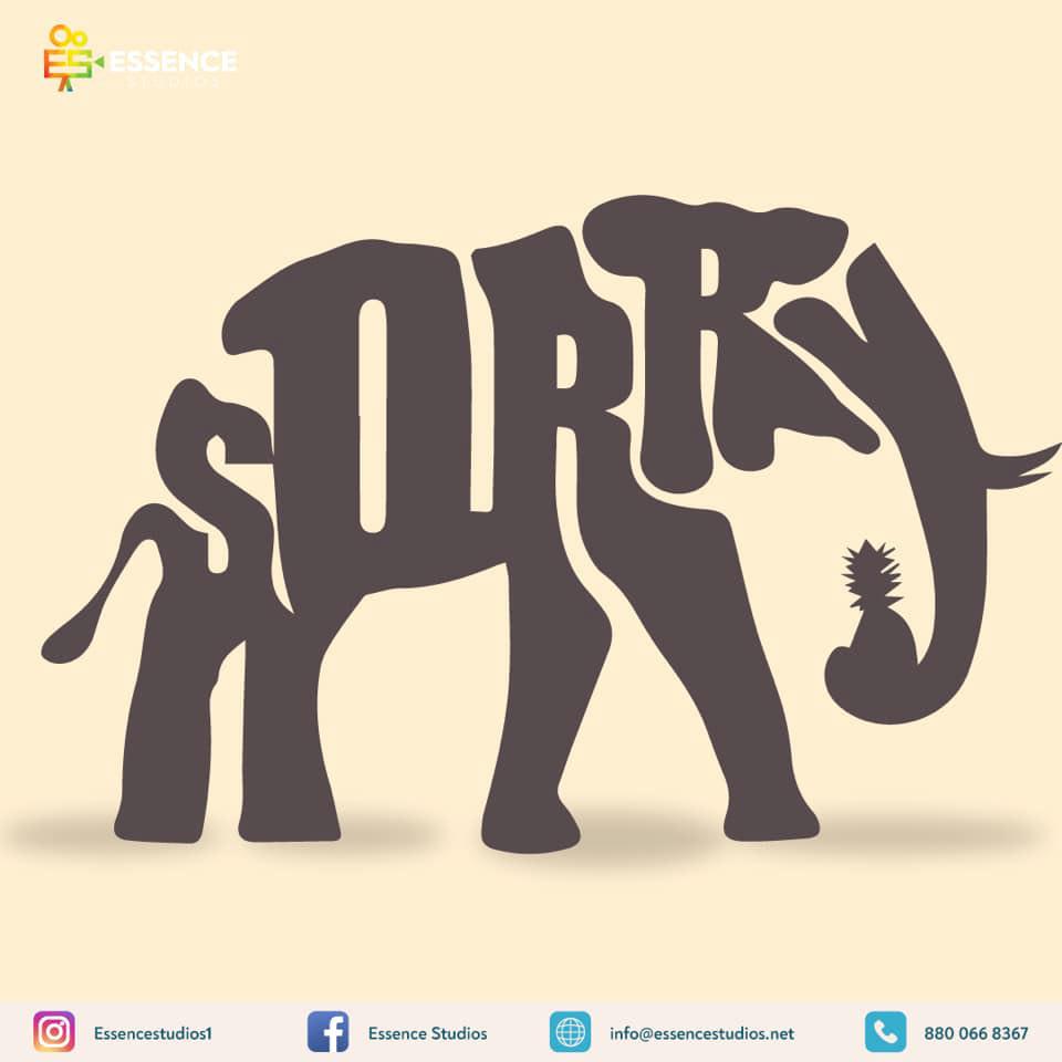 Image may contain: cartoon, elephant and animal