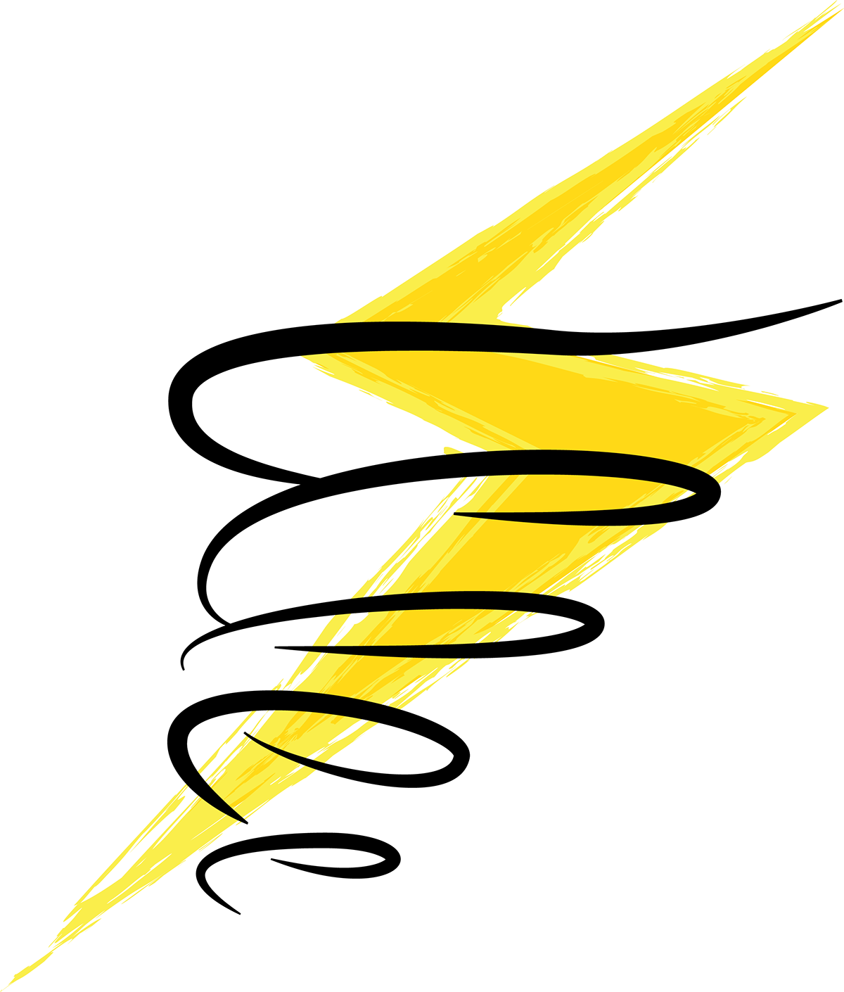 tornado electric logo and branding design on behance