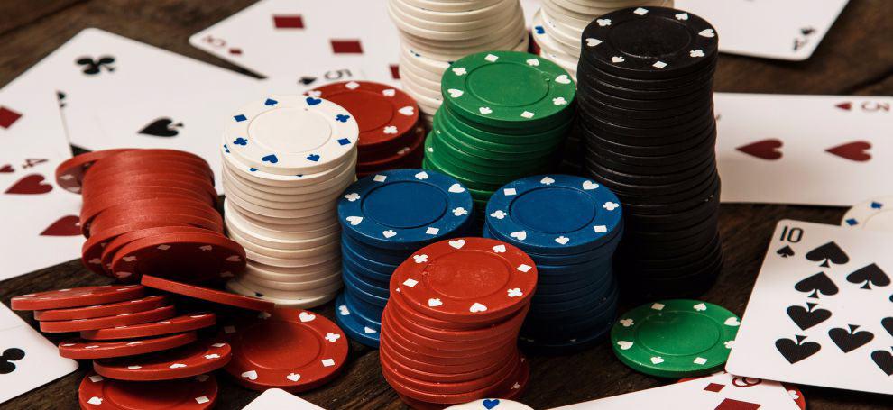 casino Games Poker roulette Slots