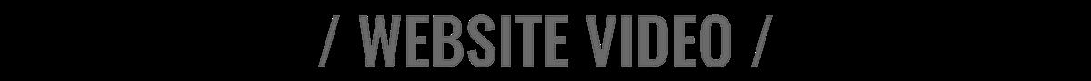 3d motion cinematography director motion design short video video videomaking Website Welcome Video