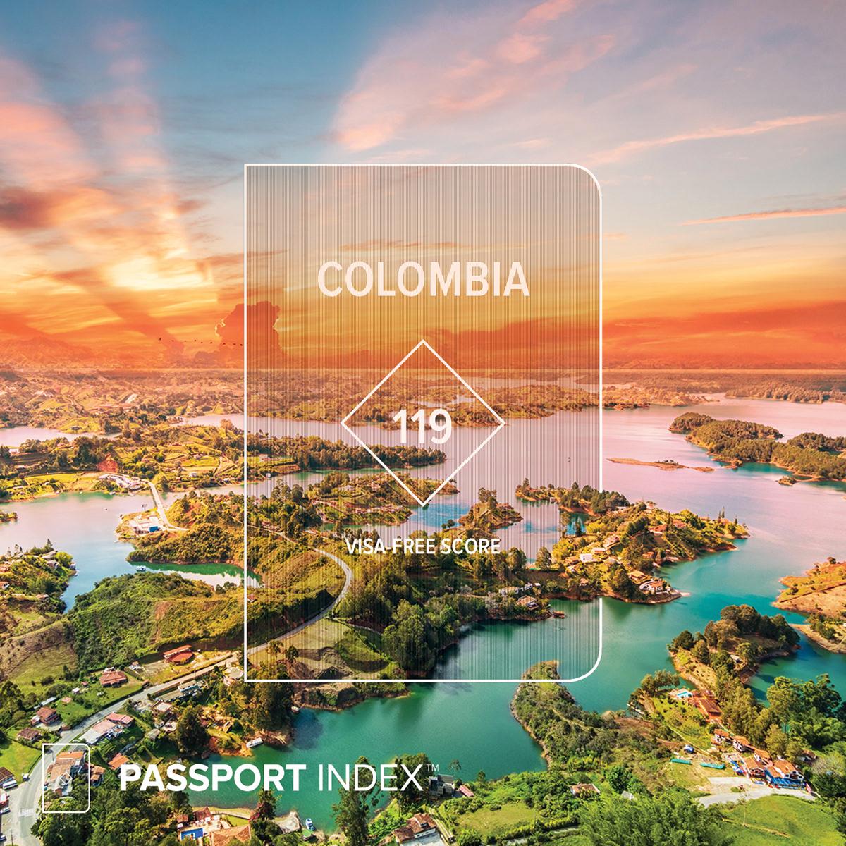 Passport Index - Instagram Campaign on Behance